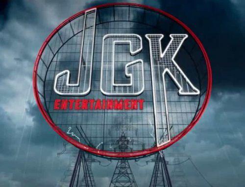 JGK Entertainment Logo Reveal