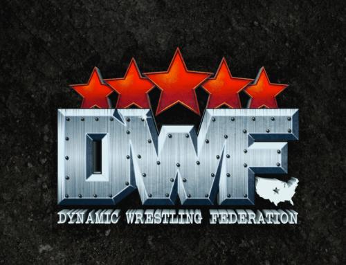 Dynamic Wrestling Logo Reveal